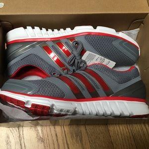 NWT and Box Adidas Running Shoes